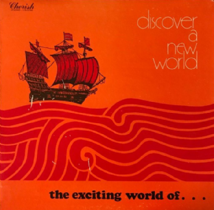 Internationals (The) - Discover A New World  (LP) (VG/VG)
